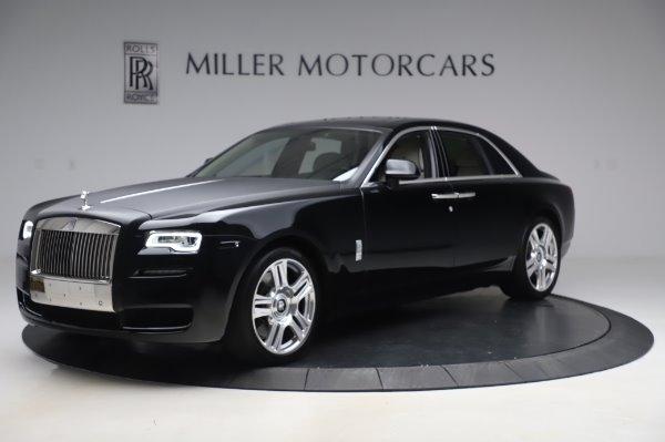 Used 2015 Rolls-Royce Ghost for sale $156,900 at Rolls-Royce Motor Cars Greenwich in Greenwich CT 06830 3