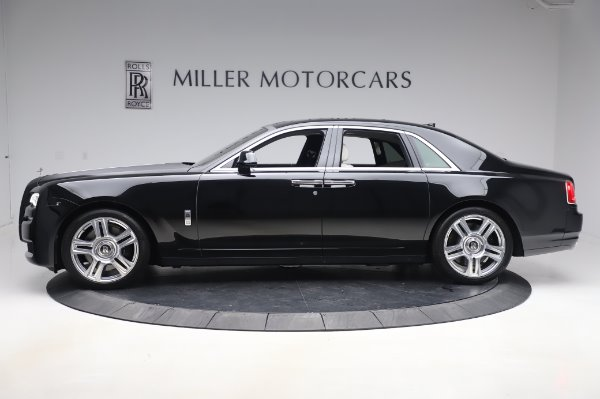 Used 2015 Rolls-Royce Ghost for sale $156,900 at Rolls-Royce Motor Cars Greenwich in Greenwich CT 06830 4