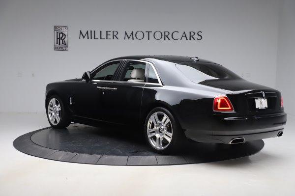 Used 2015 Rolls-Royce Ghost for sale $156,900 at Rolls-Royce Motor Cars Greenwich in Greenwich CT 06830 5