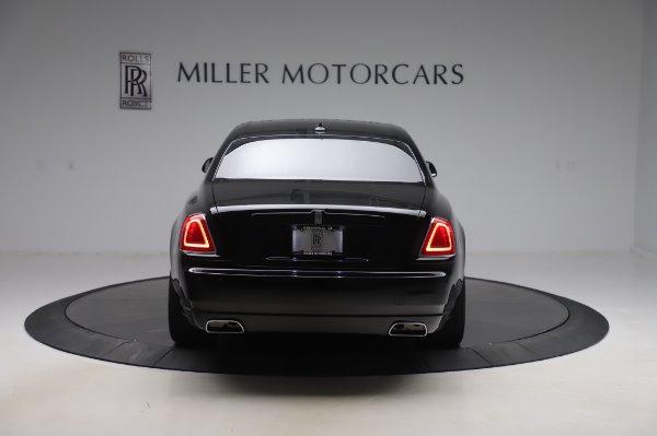 Used 2015 Rolls-Royce Ghost for sale $156,900 at Rolls-Royce Motor Cars Greenwich in Greenwich CT 06830 6