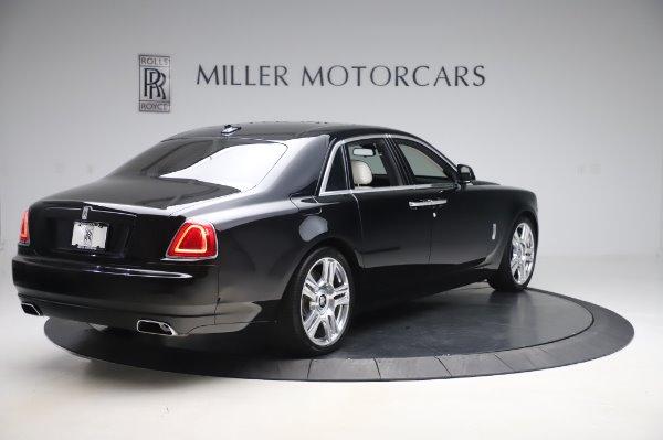 Used 2015 Rolls-Royce Ghost for sale $156,900 at Rolls-Royce Motor Cars Greenwich in Greenwich CT 06830 8