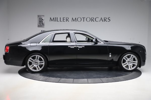 Used 2015 Rolls-Royce Ghost for sale $156,900 at Rolls-Royce Motor Cars Greenwich in Greenwich CT 06830 9