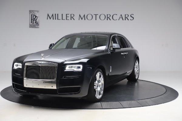 Used 2015 Rolls-Royce Ghost for sale $156,900 at Rolls-Royce Motor Cars Greenwich in Greenwich CT 06830 1