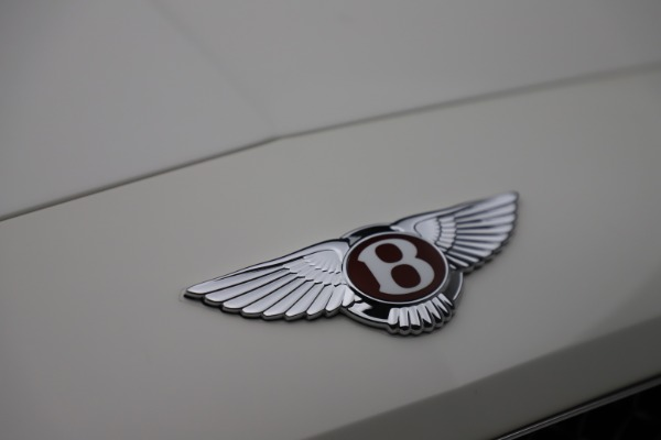 Used 2014 Bentley Continental GT Convertible V8 for sale $106,900 at Rolls-Royce Motor Cars Greenwich in Greenwich CT 06830 21