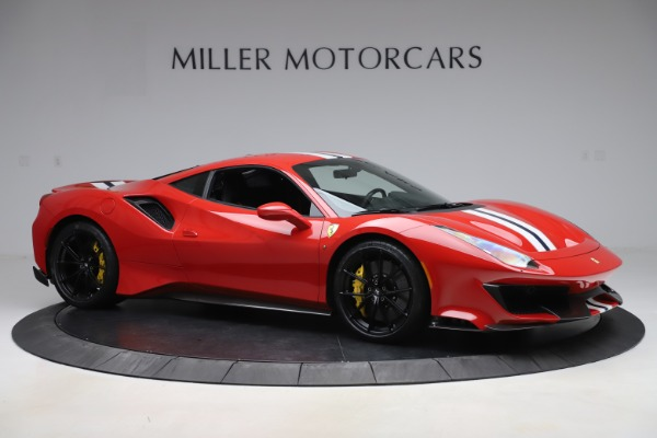 Used 2019 Ferrari 488 Pista for sale $451,900 at Rolls-Royce Motor Cars Greenwich in Greenwich CT 06830 10