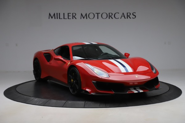 Used 2019 Ferrari 488 Pista for sale $451,900 at Rolls-Royce Motor Cars Greenwich in Greenwich CT 06830 11