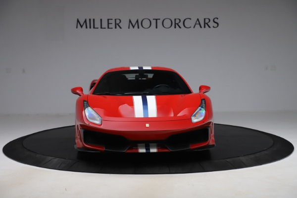 Used 2019 Ferrari 488 Pista for sale $451,900 at Rolls-Royce Motor Cars Greenwich in Greenwich CT 06830 12