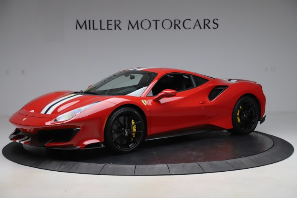 Used 2019 Ferrari 488 Pista for sale $451,900 at Rolls-Royce Motor Cars Greenwich in Greenwich CT 06830 2