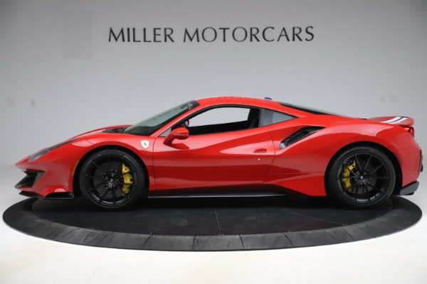 Used 2019 Ferrari 488 Pista for sale $451,900 at Rolls-Royce Motor Cars Greenwich in Greenwich CT 06830 3