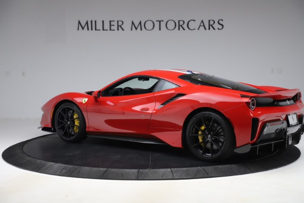 Used 2019 Ferrari 488 Pista for sale $451,900 at Rolls-Royce Motor Cars Greenwich in Greenwich CT 06830 4