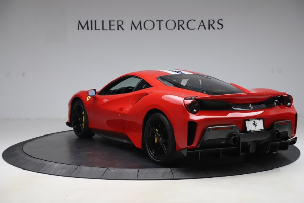 Used 2019 Ferrari 488 Pista for sale $451,900 at Rolls-Royce Motor Cars Greenwich in Greenwich CT 06830 5