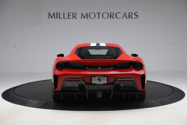 Used 2019 Ferrari 488 Pista for sale $451,900 at Rolls-Royce Motor Cars Greenwich in Greenwich CT 06830 6