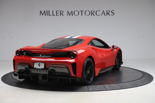 Used 2019 Ferrari 488 Pista for sale $451,900 at Rolls-Royce Motor Cars Greenwich in Greenwich CT 06830 7