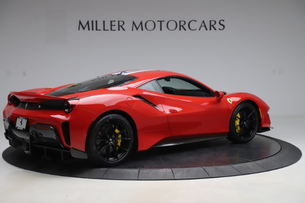 Used 2019 Ferrari 488 Pista for sale $451,900 at Rolls-Royce Motor Cars Greenwich in Greenwich CT 06830 8