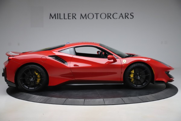 Used 2019 Ferrari 488 Pista for sale $451,900 at Rolls-Royce Motor Cars Greenwich in Greenwich CT 06830 9