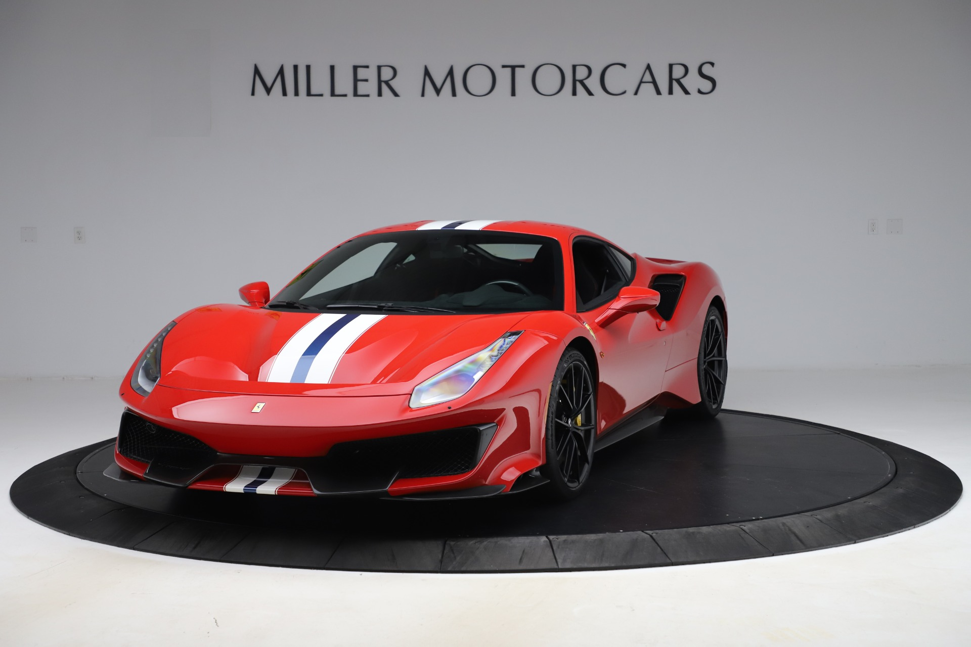 Used 2019 Ferrari 488 Pista for sale $451,900 at Rolls-Royce Motor Cars Greenwich in Greenwich CT 06830 1