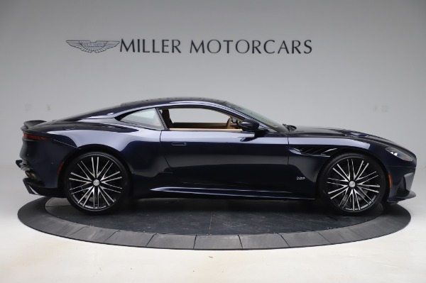 New 2020 Aston Martin DBS Superleggera Coupe for sale $338,286 at Rolls-Royce Motor Cars Greenwich in Greenwich CT 06830 10