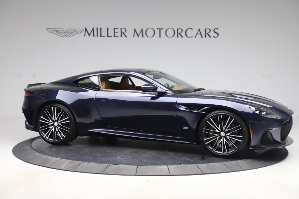 New 2020 Aston Martin DBS Superleggera Coupe for sale $338,286 at Rolls-Royce Motor Cars Greenwich in Greenwich CT 06830 11