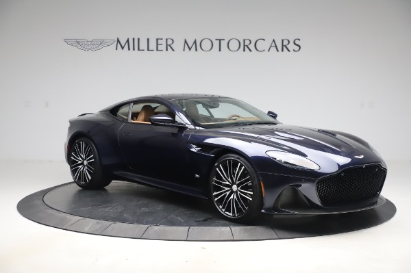New 2020 Aston Martin DBS Superleggera Coupe for sale $338,286 at Rolls-Royce Motor Cars Greenwich in Greenwich CT 06830 12
