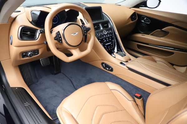 New 2020 Aston Martin DBS Superleggera Coupe for sale $338,286 at Rolls-Royce Motor Cars Greenwich in Greenwich CT 06830 13