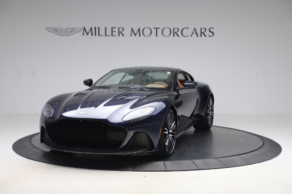 New 2020 Aston Martin DBS Superleggera Coupe for sale $338,286 at Rolls-Royce Motor Cars Greenwich in Greenwich CT 06830 3