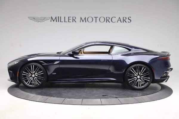 New 2020 Aston Martin DBS Superleggera Coupe for sale $338,286 at Rolls-Royce Motor Cars Greenwich in Greenwich CT 06830 4