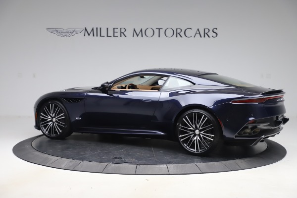 New 2020 Aston Martin DBS Superleggera Coupe for sale $338,286 at Rolls-Royce Motor Cars Greenwich in Greenwich CT 06830 5