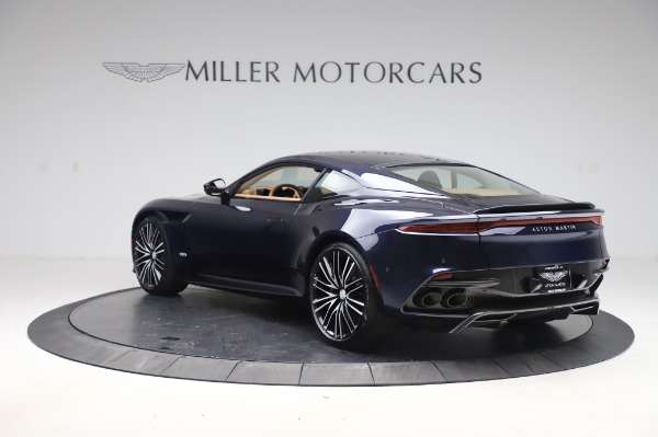 New 2020 Aston Martin DBS Superleggera Coupe for sale $338,286 at Rolls-Royce Motor Cars Greenwich in Greenwich CT 06830 6