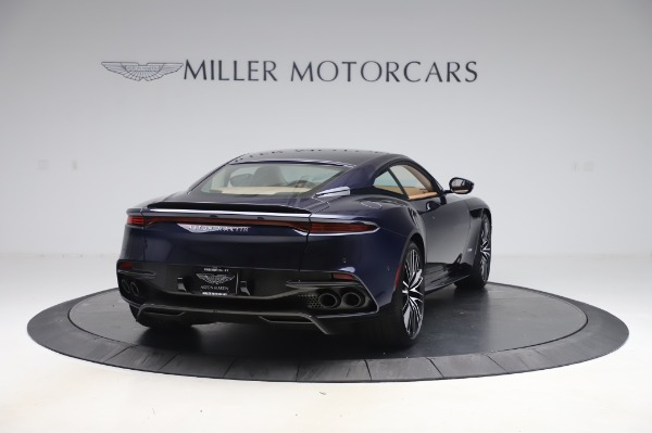 New 2020 Aston Martin DBS Superleggera Coupe for sale $338,286 at Rolls-Royce Motor Cars Greenwich in Greenwich CT 06830 8
