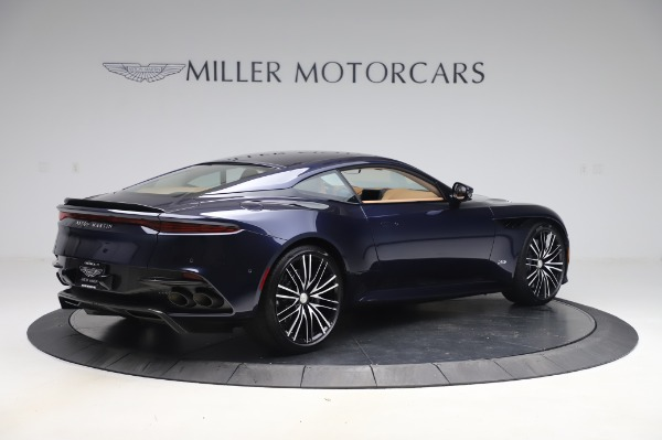 New 2020 Aston Martin DBS Superleggera Coupe for sale $338,286 at Rolls-Royce Motor Cars Greenwich in Greenwich CT 06830 9