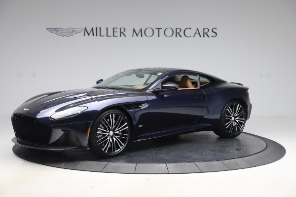 New 2020 Aston Martin DBS Superleggera Coupe for sale $338,286 at Rolls-Royce Motor Cars Greenwich in Greenwich CT 06830 1