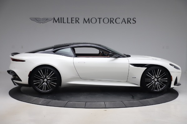 New 2020 Aston Martin DBS Superleggera for sale $337,686 at Rolls-Royce Motor Cars Greenwich in Greenwich CT 06830 10