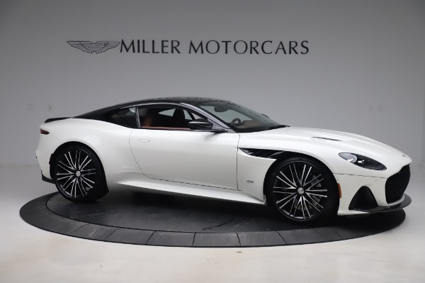 New 2020 Aston Martin DBS Superleggera for sale $337,686 at Rolls-Royce Motor Cars Greenwich in Greenwich CT 06830 11