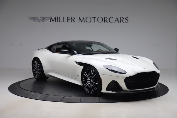 New 2020 Aston Martin DBS Superleggera Coupe for sale $337,686 at Rolls-Royce Motor Cars Greenwich in Greenwich CT 06830 12