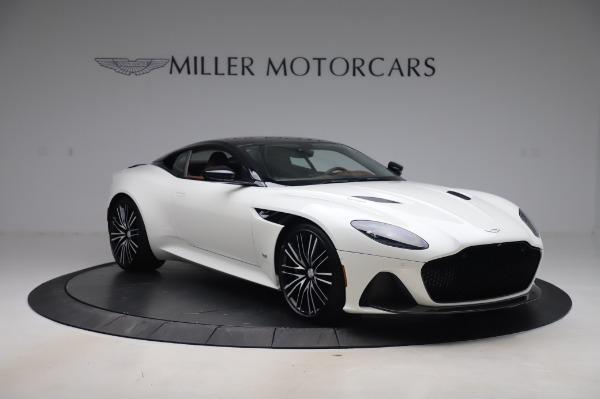 New 2020 Aston Martin DBS Superleggera for sale $337,686 at Rolls-Royce Motor Cars Greenwich in Greenwich CT 06830 12
