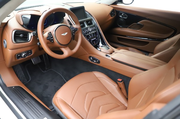New 2020 Aston Martin DBS Superleggera Coupe for sale $337,686 at Rolls-Royce Motor Cars Greenwich in Greenwich CT 06830 13