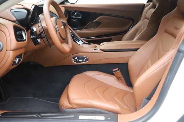 New 2020 Aston Martin DBS Superleggera for sale $337,686 at Rolls-Royce Motor Cars Greenwich in Greenwich CT 06830 14