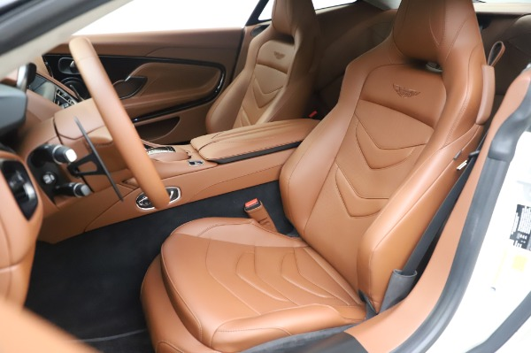New 2020 Aston Martin DBS Superleggera Coupe for sale $337,686 at Rolls-Royce Motor Cars Greenwich in Greenwich CT 06830 15