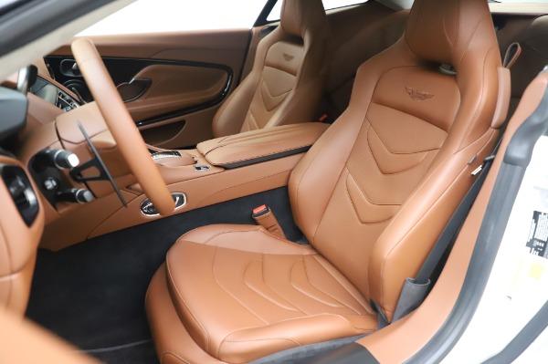 New 2020 Aston Martin DBS Superleggera for sale $337,686 at Rolls-Royce Motor Cars Greenwich in Greenwich CT 06830 15