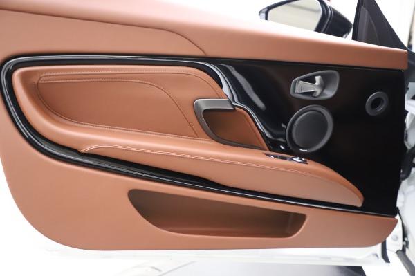 New 2020 Aston Martin DBS Superleggera for sale $337,686 at Rolls-Royce Motor Cars Greenwich in Greenwich CT 06830 17