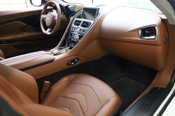 New 2020 Aston Martin DBS Superleggera for sale $337,686 at Rolls-Royce Motor Cars Greenwich in Greenwich CT 06830 18