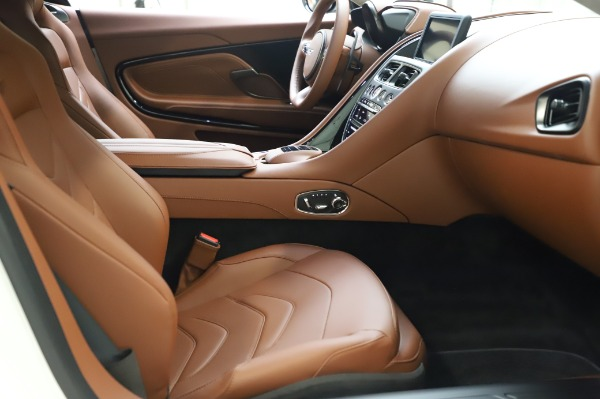 New 2020 Aston Martin DBS Superleggera Coupe for sale $337,686 at Rolls-Royce Motor Cars Greenwich in Greenwich CT 06830 19