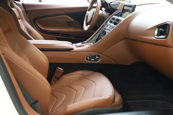 New 2020 Aston Martin DBS Superleggera for sale $337,686 at Rolls-Royce Motor Cars Greenwich in Greenwich CT 06830 19