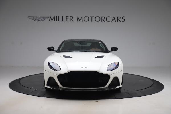 New 2020 Aston Martin DBS Superleggera for sale $337,686 at Rolls-Royce Motor Cars Greenwich in Greenwich CT 06830 2