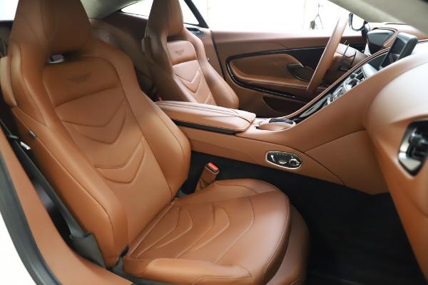 New 2020 Aston Martin DBS Superleggera for sale $337,686 at Rolls-Royce Motor Cars Greenwich in Greenwich CT 06830 20