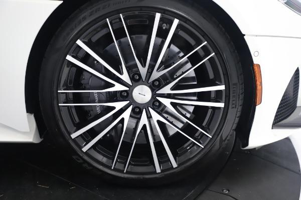 New 2020 Aston Martin DBS Superleggera for sale $337,686 at Rolls-Royce Motor Cars Greenwich in Greenwich CT 06830 23