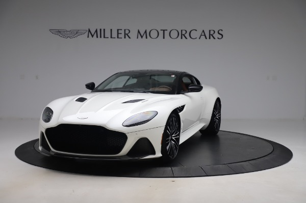 New 2020 Aston Martin DBS Superleggera Coupe for sale $337,686 at Rolls-Royce Motor Cars Greenwich in Greenwich CT 06830 3