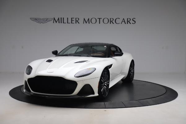 New 2020 Aston Martin DBS Superleggera for sale $337,686 at Rolls-Royce Motor Cars Greenwich in Greenwich CT 06830 3