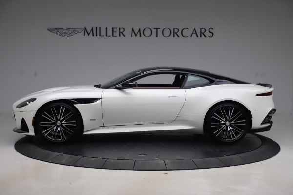 New 2020 Aston Martin DBS Superleggera Coupe for sale $337,686 at Rolls-Royce Motor Cars Greenwich in Greenwich CT 06830 4