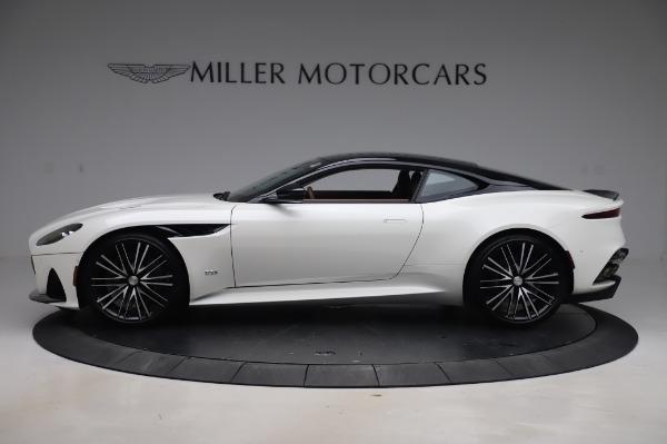New 2020 Aston Martin DBS Superleggera for sale $337,686 at Rolls-Royce Motor Cars Greenwich in Greenwich CT 06830 4